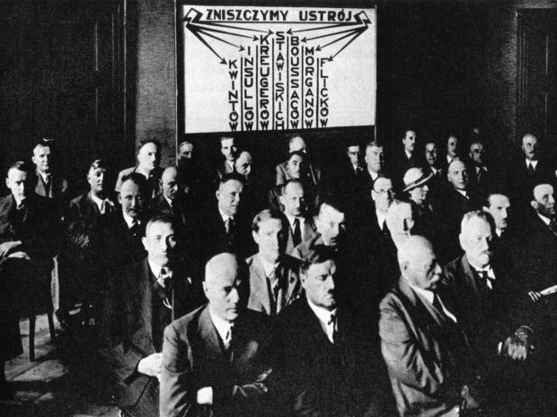 Związek Związków Zawodowych 1935